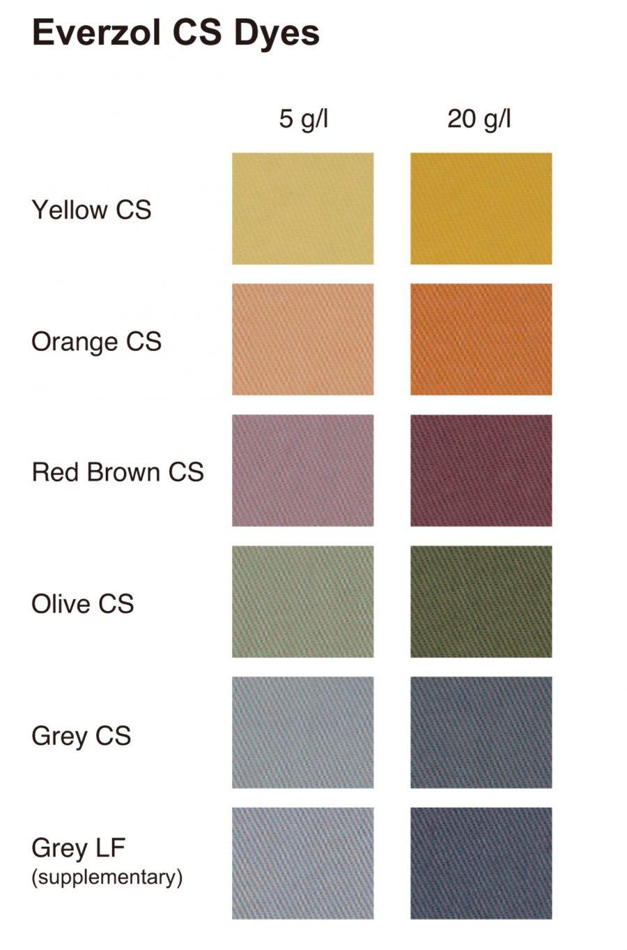 Everlight Colorants