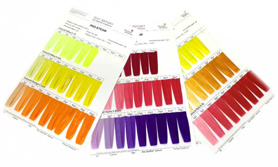 永光化學在織帶染色的解決方案-染料 | Everlight Colorants