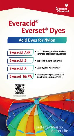Everacid/Everset Dyes | Everlight Colorants