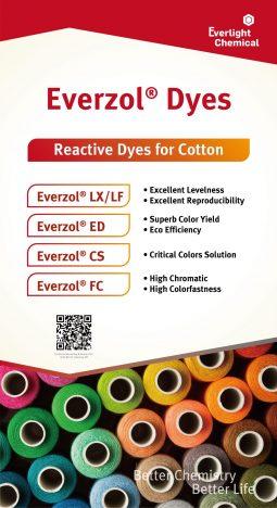 Everzol Dyes | Everlight Colorants