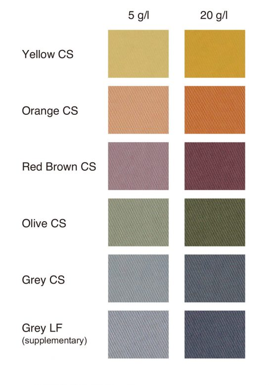 Everzol® CS - Everzol CS Dyes | Everlight Colorants